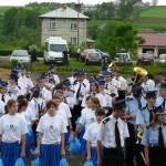 IV Powiatowy Przegląd Orkiestr Dętych Powiatu Tarnowskiego 27 maja 2007