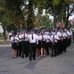 Dożynki Gminy Tarnów w Zgłobicach 26.08.2007