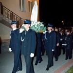 Nabożeństwo Fatimskie w Parafi Miłosierdzia Bożego 13 październik 2011