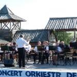 IX Galicyjski Przegląd Orkiestr Dętych w Łapczycy 11 wrzesień 2011
