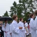 Prymicje księdza Jakuba Jasiaka - Tarnowiec 26.05.2013