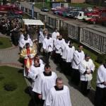 Wizytacja kanoniczna w parafii Miłosierdzia Bożego w Woli Rzędzińskiej